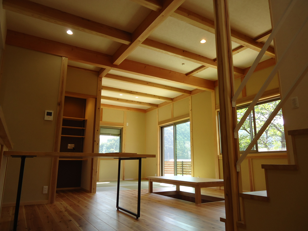 名田庄 H様邸